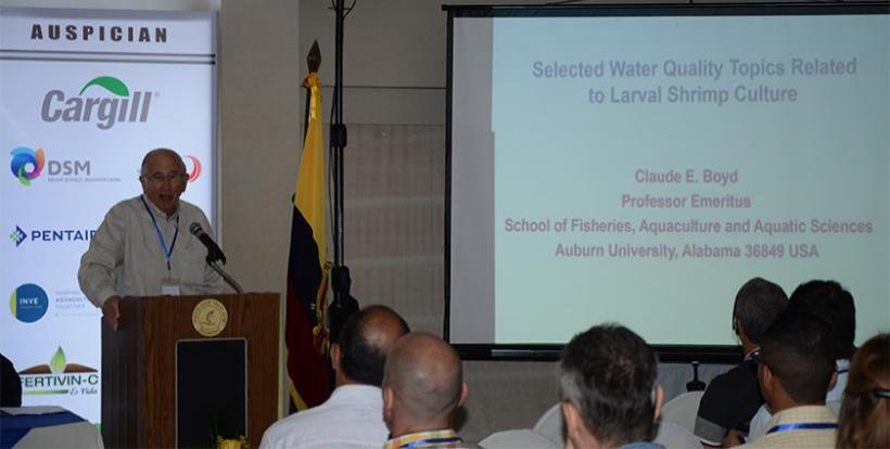 Dr. Claude Boyd - Auburn University - Estados Unidos.jpg