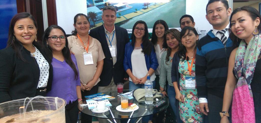Congreso Ecuatoriano de Acuicultura & AQUAEXPO 2016